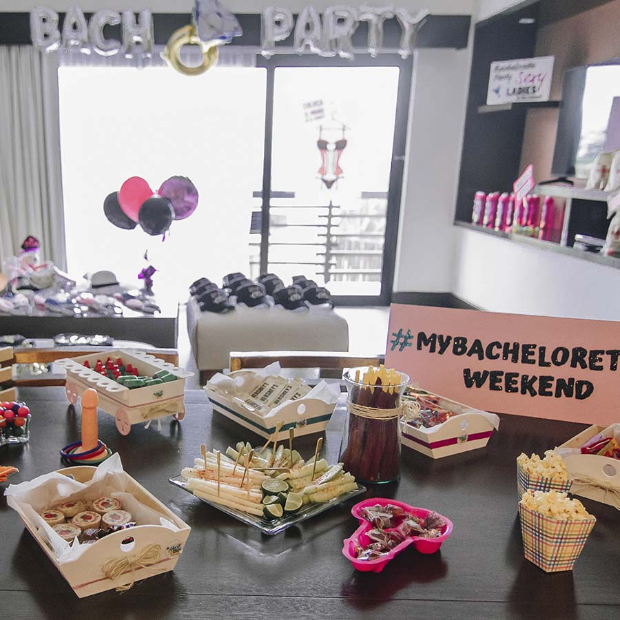 decoration bachelorette party